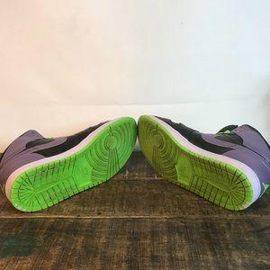 8a6910a818f7a3 Jordan Shoes - Air Jordan 1 Retro Night Vision Joker. GLOW
